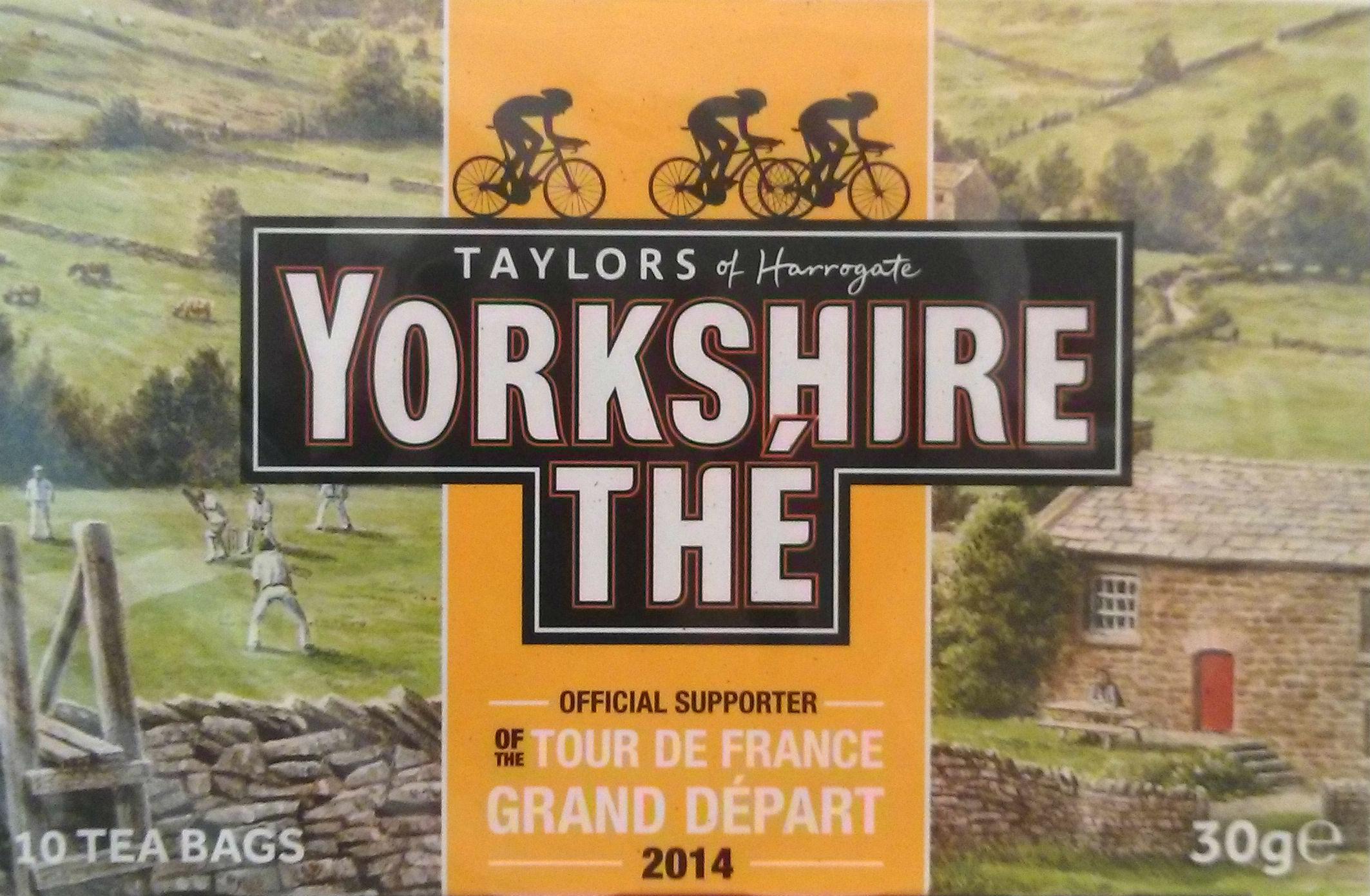 Yorkshire Tea Tour De France Sample Pack
